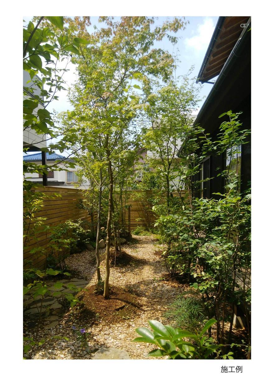 お客様のお庭に合った素敵な樹木を提案します どんな木を植えたら良いのかわからない方はぜひご相談ください! イメージ1