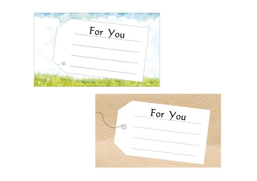あなただけのカードデザイン作ります ありきたりでない私だけのオリジナルカードを作りたい方へ