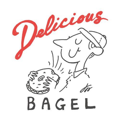飲食店さまのロゴ制作します お店の印象を決めるロゴは手描き文字とイラストで!