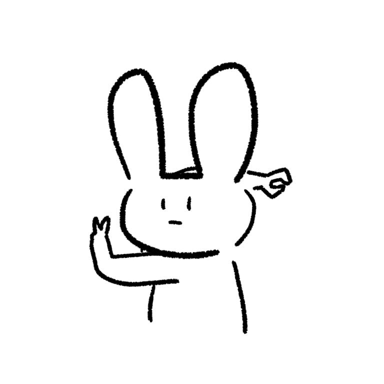 ゆるいイラスト描きます 刺さる人には刺さると思います。 イメージ1