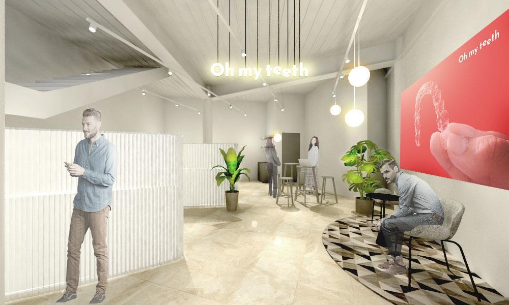 スピード納品!店舗・オフィス内装、リノベ設計します お店を開きたい!おしゃれなオフィスを作りたい!というあなたへ イメージ1