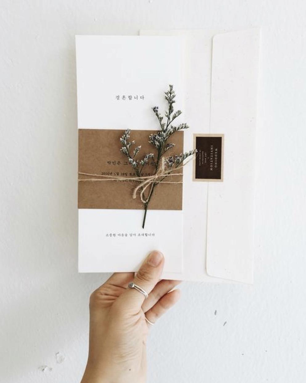 招待状等お洒落なペーパーアイテムデザインします 結婚式の招待状・座席表などご希望を形にします イメージ1