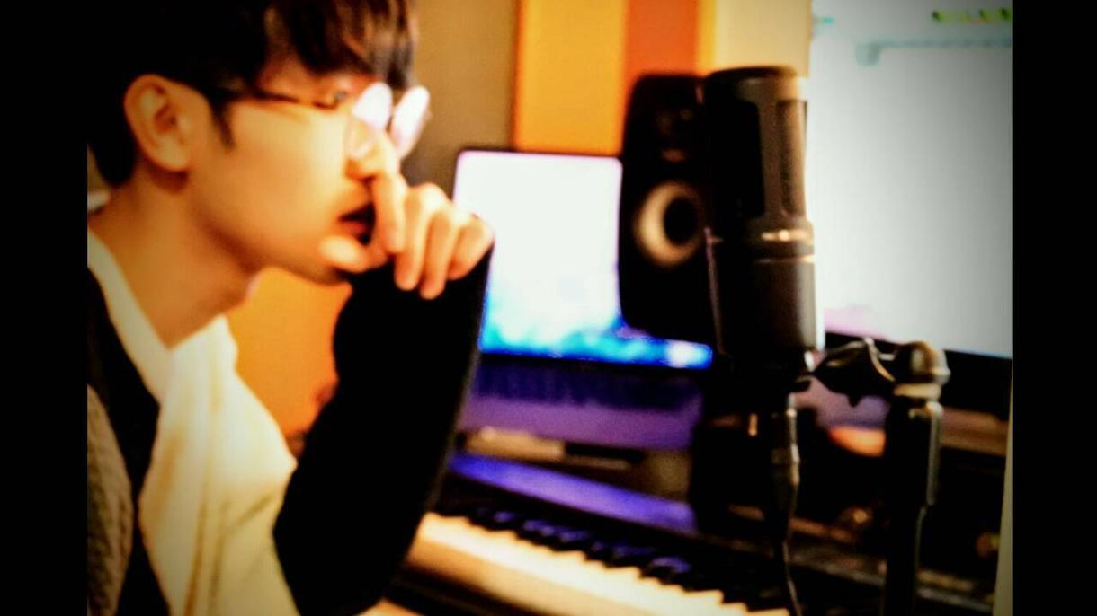 プロの作編曲家が作編曲いたします TVCMやTV番組などの音楽を手がける作編曲家がお受けします