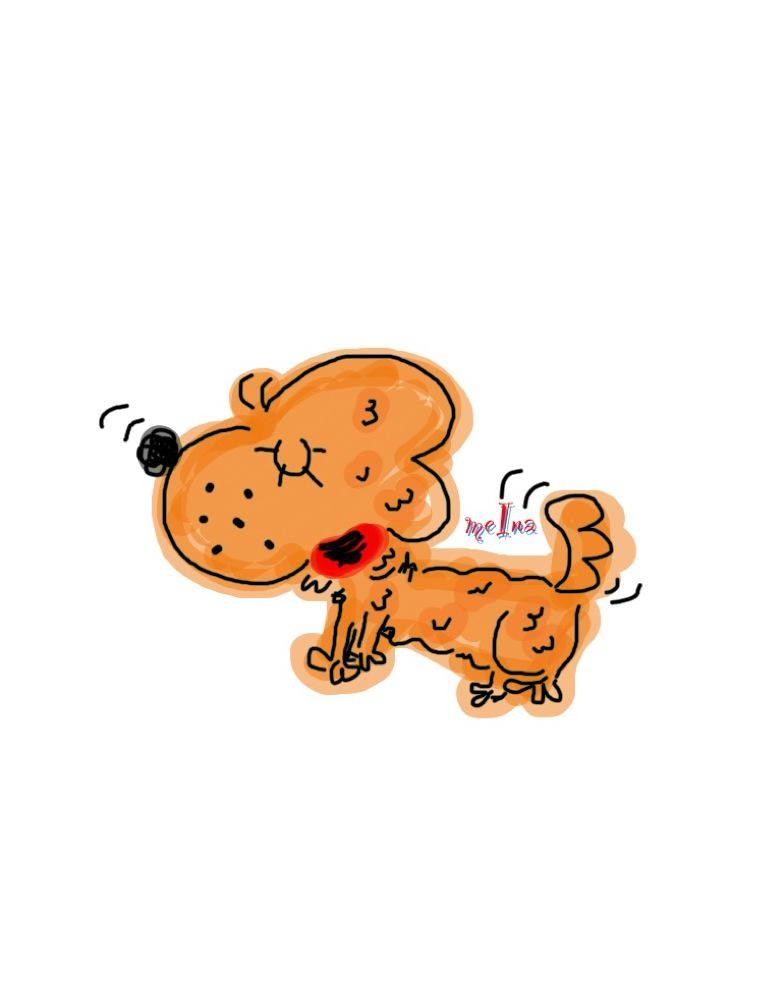 ペットのイラストを作ろう!?