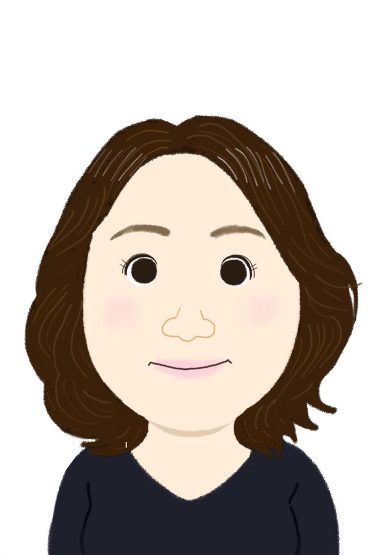ほんわかキャラの似顔絵を描きます SNSのアイコン用に人気です!