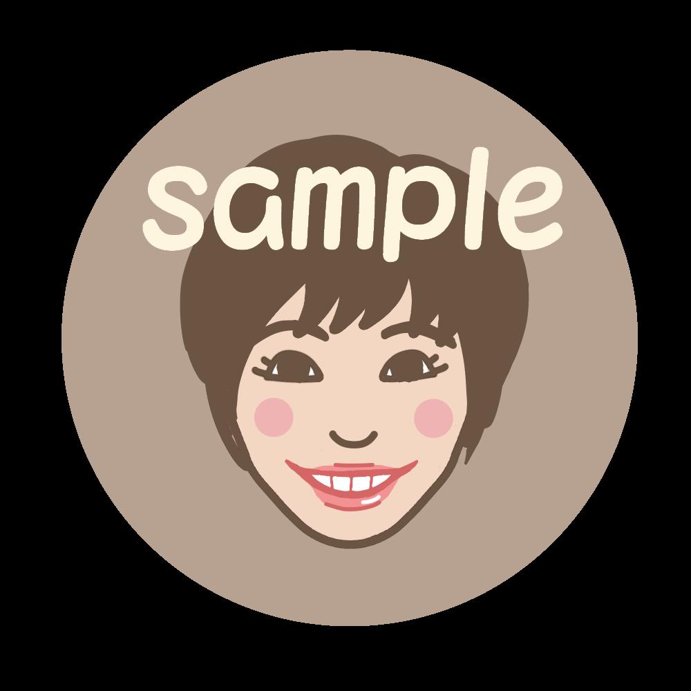 個性あるロゴ・似顔絵作成します 1度作れば色々使える♪名刺にも♬みんなと差をつけよう!!