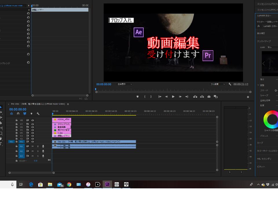 YouTubeの動画編集お手伝いいたします カット、テロップ入れなどの動画編集させていただきます。