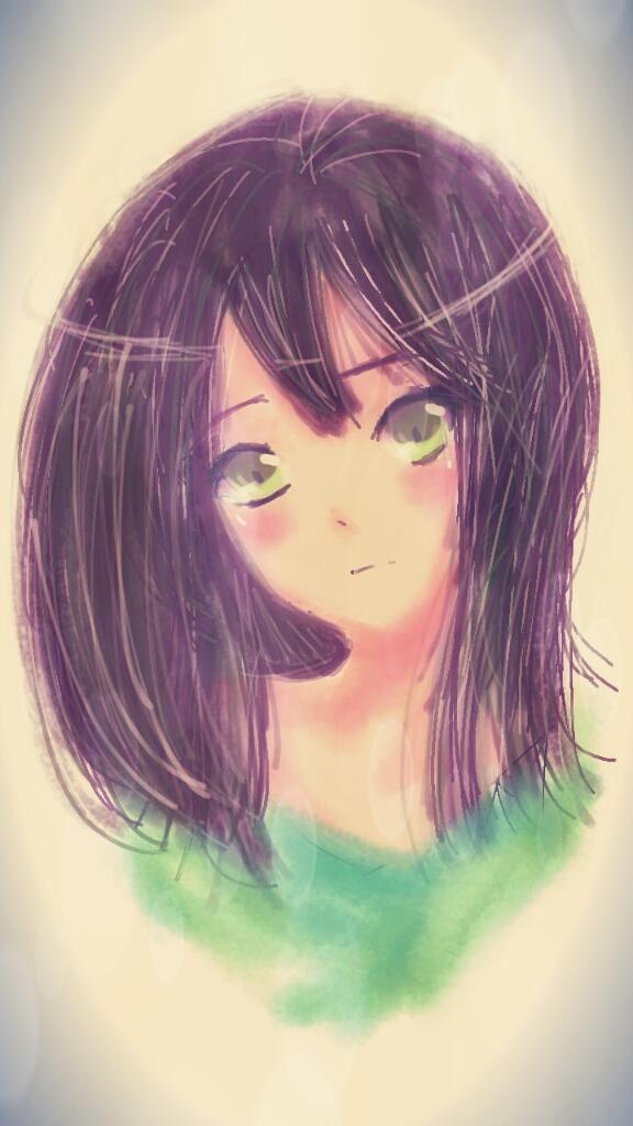 あなたのオリキャラのアイコン・イラスト描きます(*^^*)