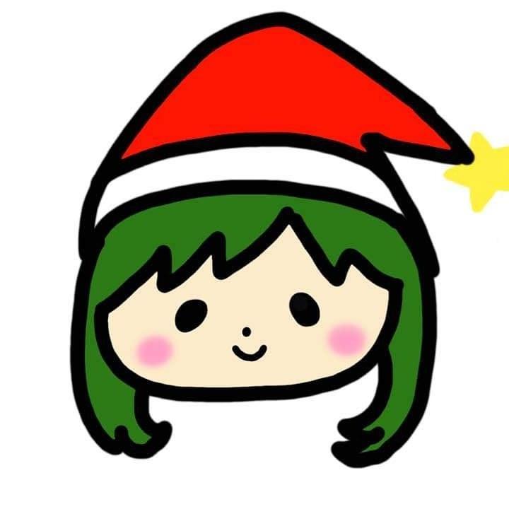 SNSで使えるクリスマス専用似顔絵アイコン描きます クリスマスのサプライズプレゼントにもおすすめです! イメージ1