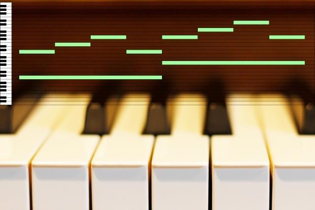 合唱練習用などのMIDI音源を作成します パート練習やMIDI音源のピアノ伴奏が欲しい方におすすめ! イメージ1