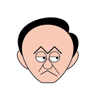 似顔絵キャラクター作成します デザイン的な似顔絵イラストを作成します イメージ1