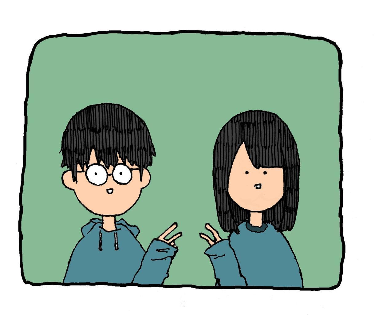 イラスト制作や漫画制作まで何でも受け付けます あなただけのイラストや漫画を制作します。