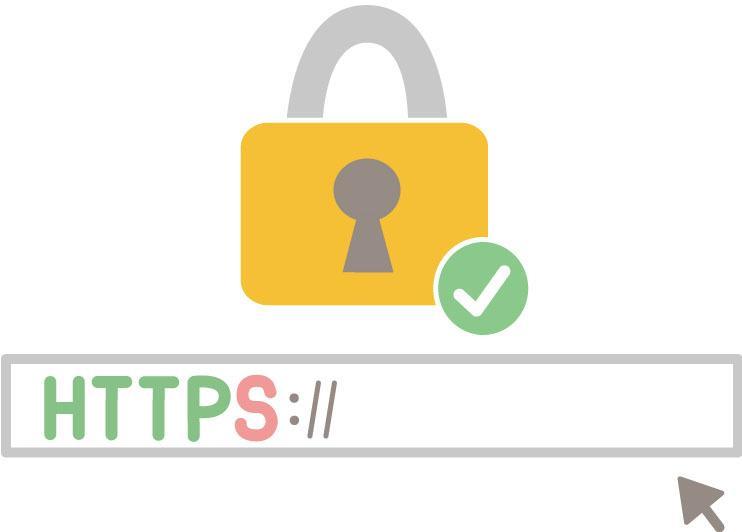 """ワードプレスの常時SSL化、対応いたします 今どき """"必須"""" の常時SSL化、プロが対応いたします!"""