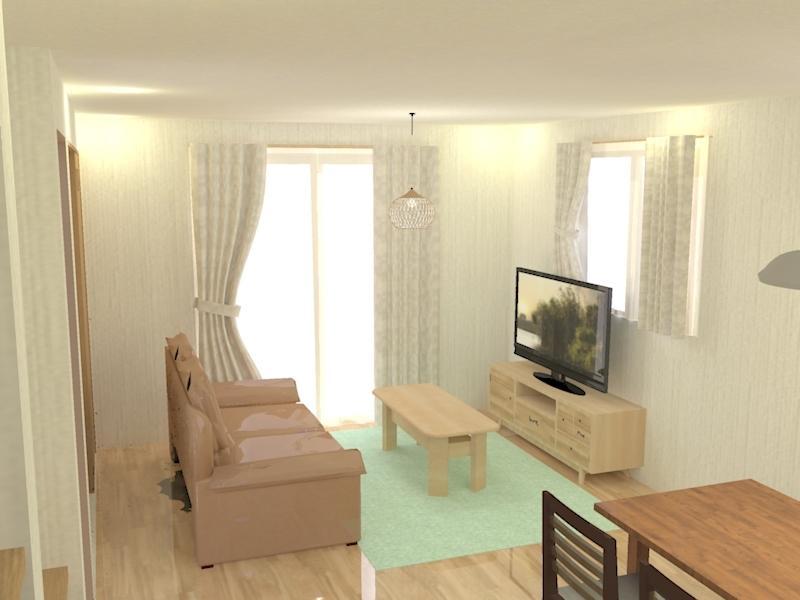 パースを作成してイメージを分かりやすく視覚化します インテリアや家具などの3Dイメージ! イメージ1