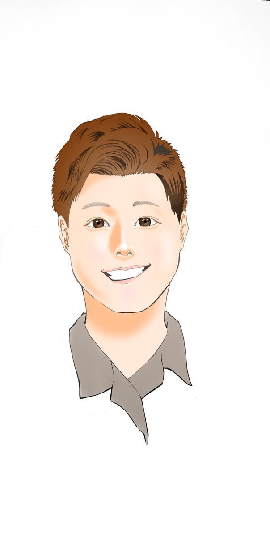 各種SNSなどに使える似顔絵をお届けします ちょぴりリアルなタッチで似顔絵をお作ります!