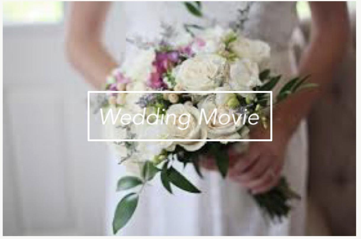 オリジナル結婚式ムービー作ります 【満足するまで何度も修正可】世界に1つの幸せMovie!
