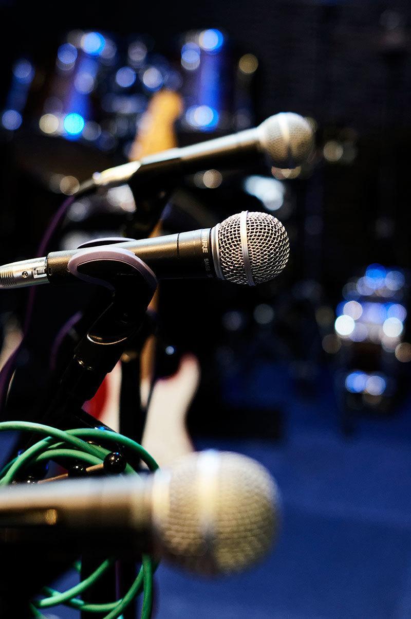 ミュージシャン・スタジオ様WEBサイト作ります ミュージシャン、スタジオ様などに独特な機能をサポート!