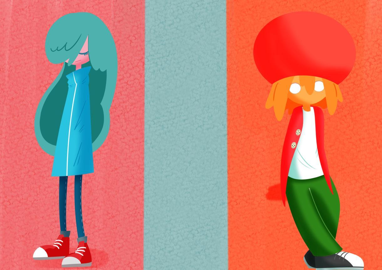 かわいいキャラクターを制作します かわいい自分だけのキャラクターが欲しいあなたへ