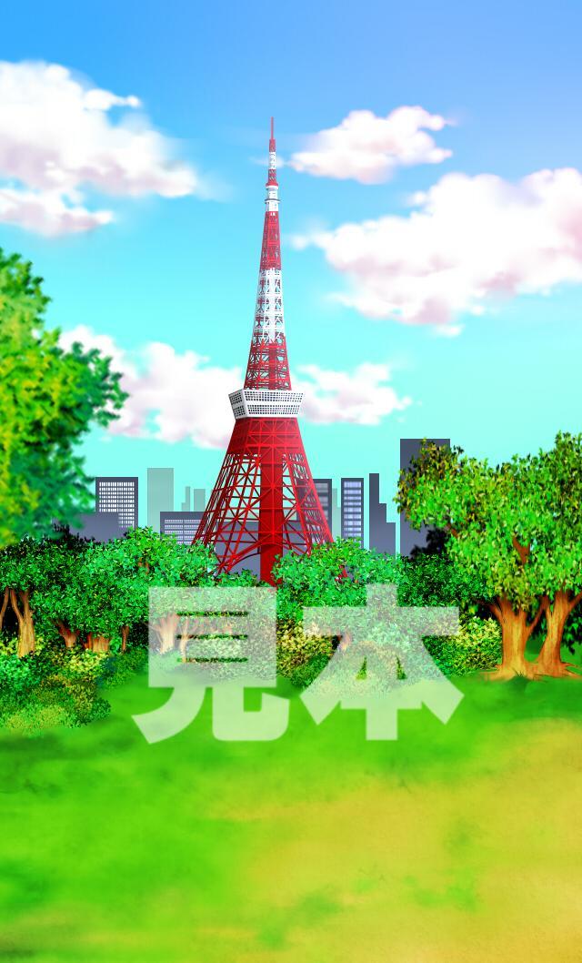 背景イラスト作成します ゲームや挿絵等に使える、キャラクター抜きの背景画像です