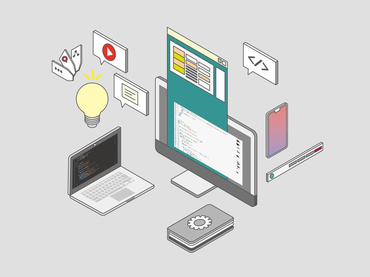 レスポンシブのHTML,CSSコーディング致します 低価格で高クオリティなコーディングをお求めの方に イメージ1