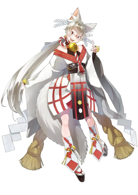期間限定セール中!オリジナルキャラクター作ります 和風、ファンタジー風、現代風…色んなテイストにお応え!