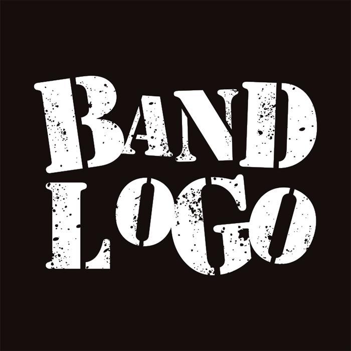 バンドロゴに特化したサービスをご提供します 高クォリティでオリジナルのバンドロゴを制作します