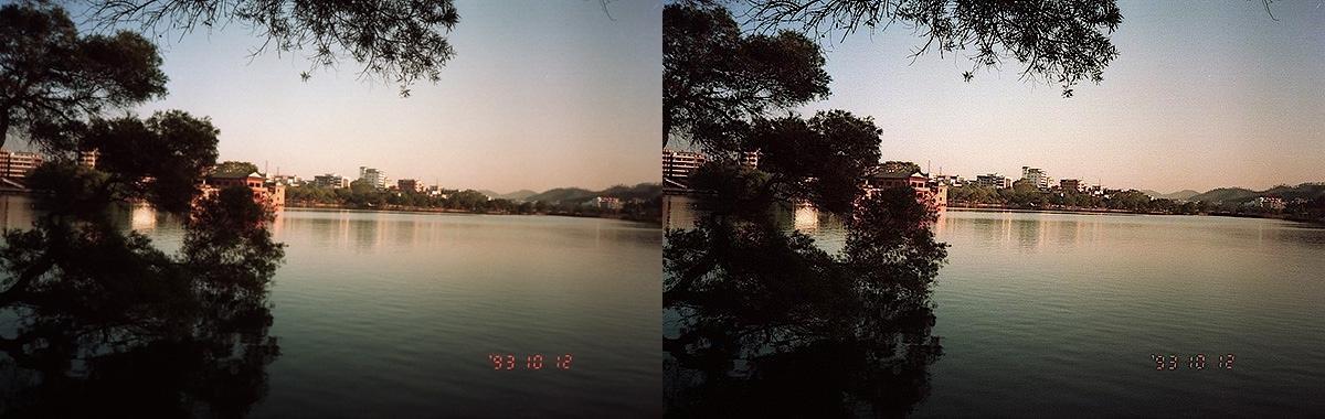 画像の劣化を元に戻し輝きを増す画像に仕上げます HPの画像が不鮮明でお困りの方にお勧めです