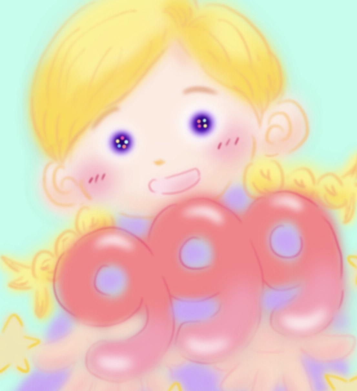 エンジェルナンバー入り✩天使のイラスト描きます ✩エンジェルナンバーを毎日受け取りたいあなたへ✩解説付✩ イメージ1