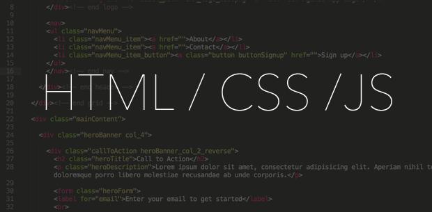 ウェブサイトコーディングします デザインデータからウェブサイトを構築したい方に!