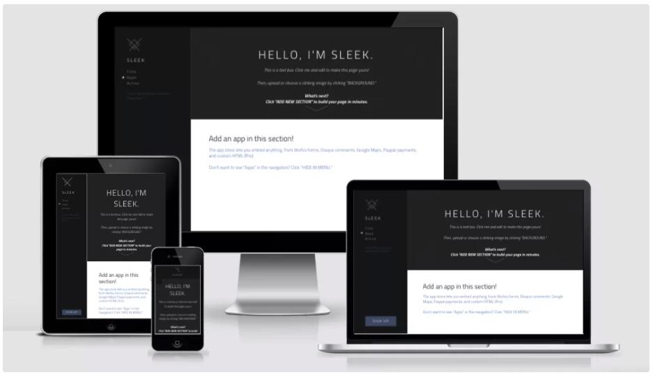 専門知識不要で扱えるホームページをお作りします 個人事業主で自分のサービスを紹介したいという方にオススメ