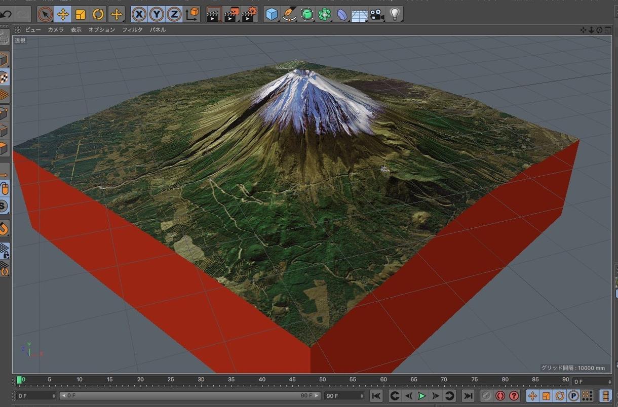 3DCGデータ作ります どんな物でも3DのCGデータにしてお渡しします。