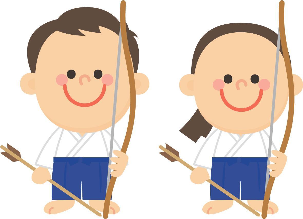 弓道が上手になりたい方へアドバイスをお送りします 射形を良くしたい。的中を上げたい方のお悩み解決します