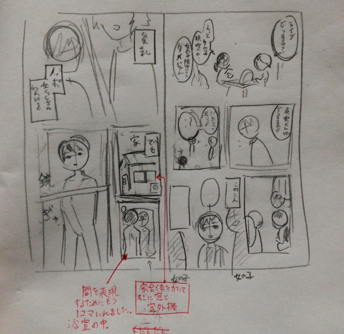 漫画のネームの修正・制作承ります 自作の漫画をより読みやすく面白いものに!