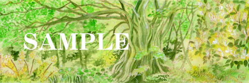 イラスト全般お描きします SNSやブログのヘッダー、動画の1枚絵、立ち絵等に!