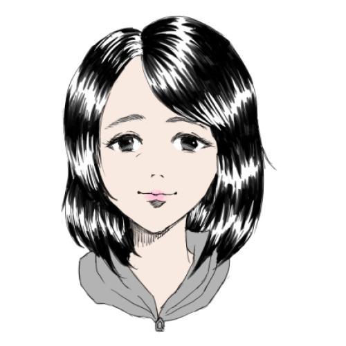 デザインオプション有★あなたの似顔絵を描きます 名刺やSNSのアイコン用などにおすすめ♪