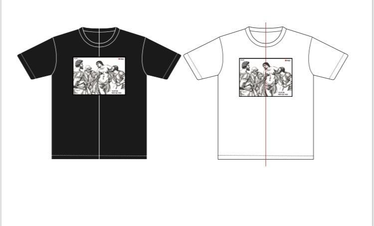 フライヤー、ロゴ、Tシャツデザイン承ります 美大卒業生による幅広い年代に対応したデザイン