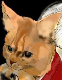 貴方のペット又は好きな動物の絵を描きます 動物、ペットが大好きな方、思い出を貴方にお届けします。