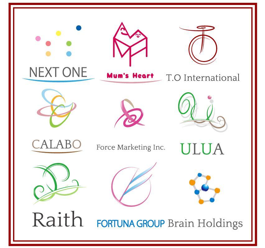あなたの会社のロゴを作ります。ます 何度も見たくなるロゴを製作したい。