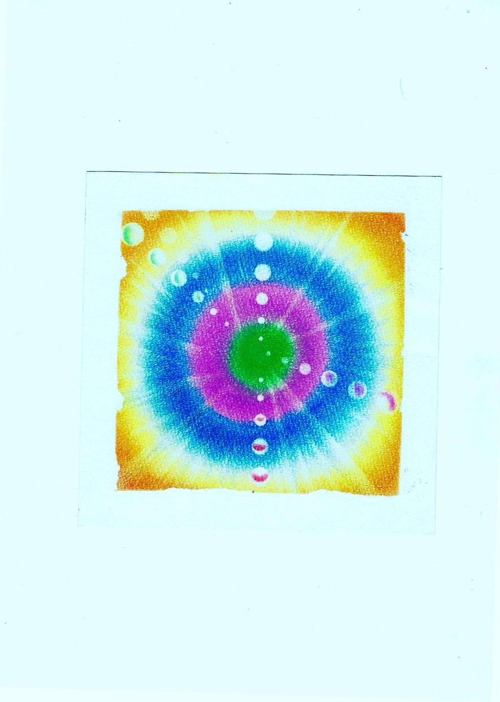 自分らしさ・自己啓発の為に♡自分のエネルギーアートを持ちませんか? イメージ1