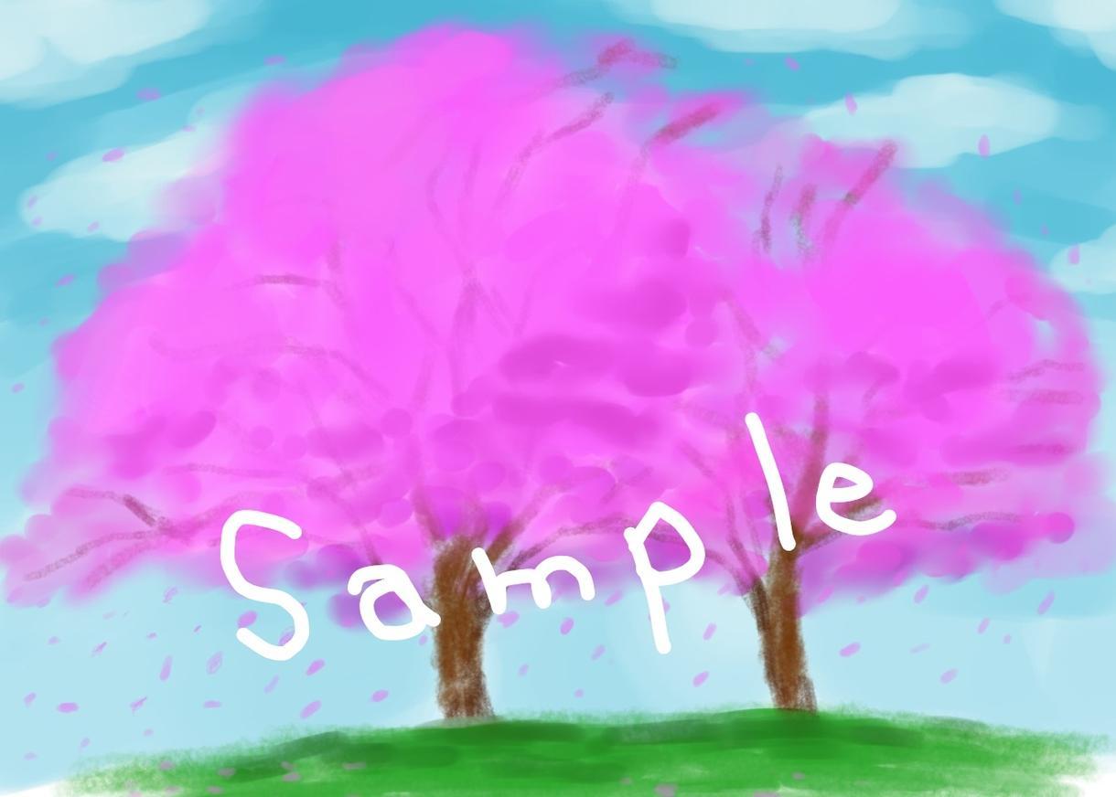目を引くSNS用プロフィールカバー画像を製作します SNS用カバー画像を手描き風のイラストにしたい方は是非!