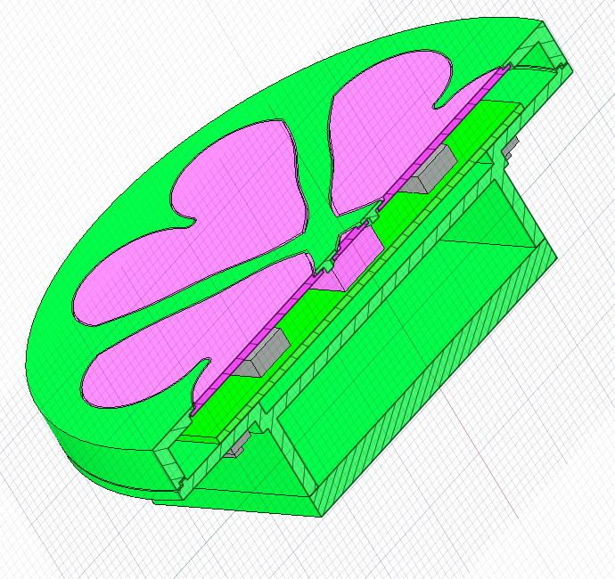 3Dデータモデリングいたします 5年以上趣味に実務に3DCADを利用し3Dプリント商品を販売
