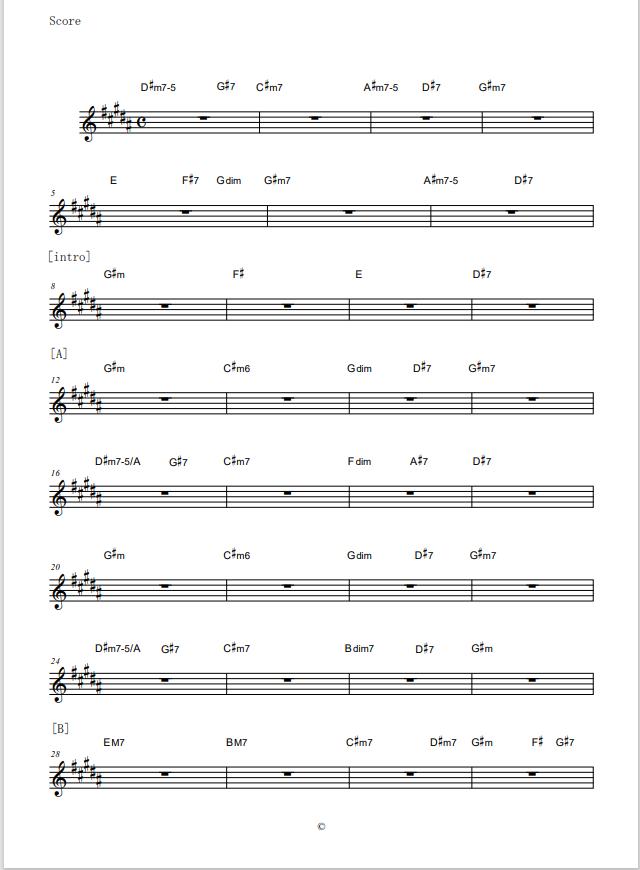 あなたの曲、鼻歌に理論的に完璧なコード付けをします コード的に難しい曲や、変わった曲などジャンルは問いません イメージ1