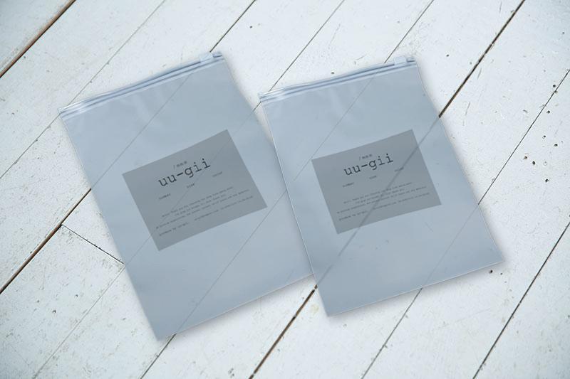 商品の 梱包袋 / 宅配袋 デザインいたします 商品を入れる大事な袋は、自社オリジナルで持ちませんか? イメージ1