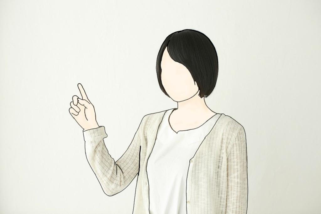 背景はそのままに!イラスト描きます 顔は出したくない、、SNSのアイコンなどにオススメです!