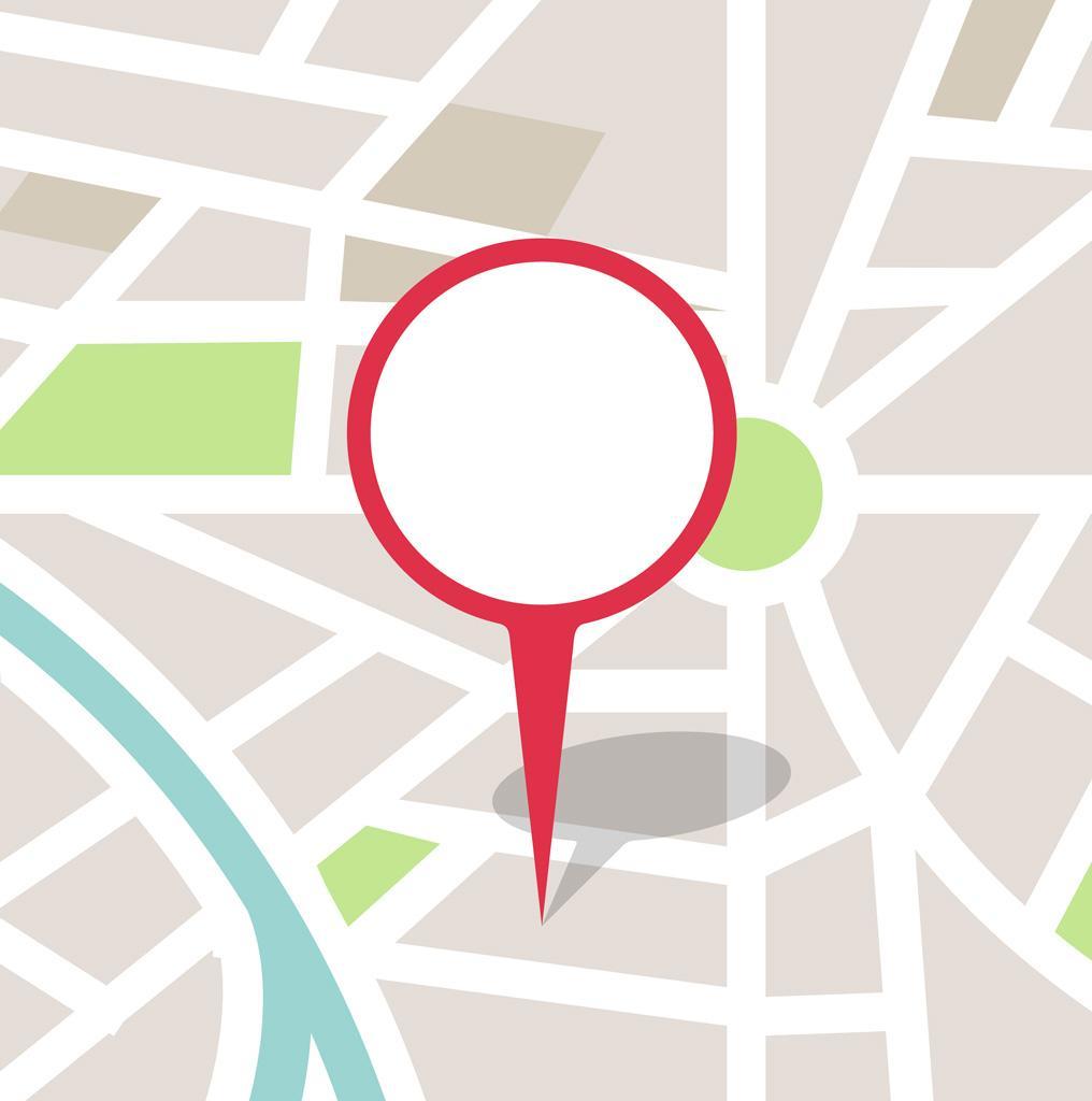 わかりやすい地図を作成します ☆チラシづくり、広告媒体にご活用ください。