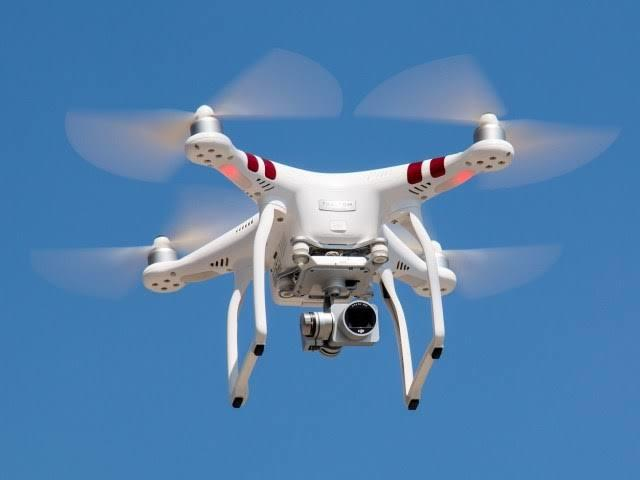 ドローンによる空撮を行います 空からの写真を撮ってみてはいかがでしょうか
