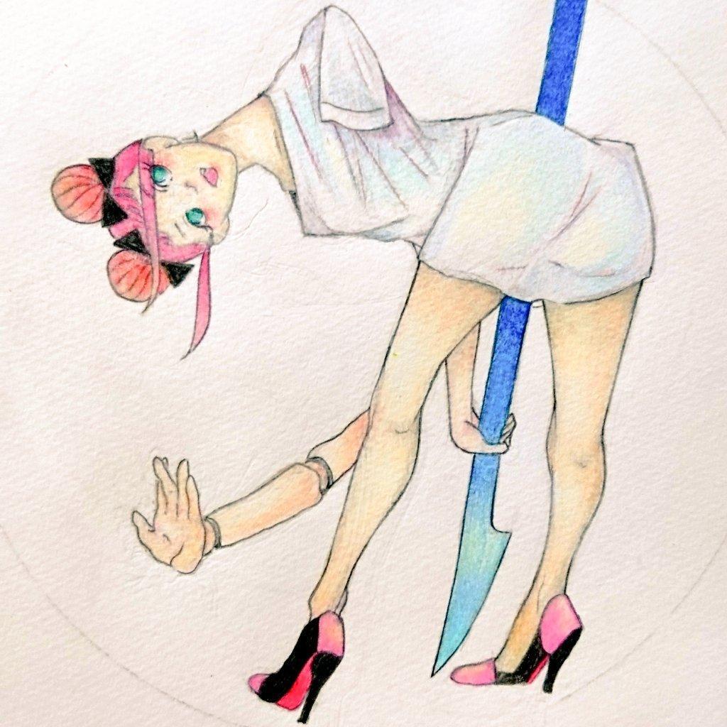 SNS用のアナログアイコン描かせていただきます アニメキャラから創作まで、要望に合わせて即対応!!