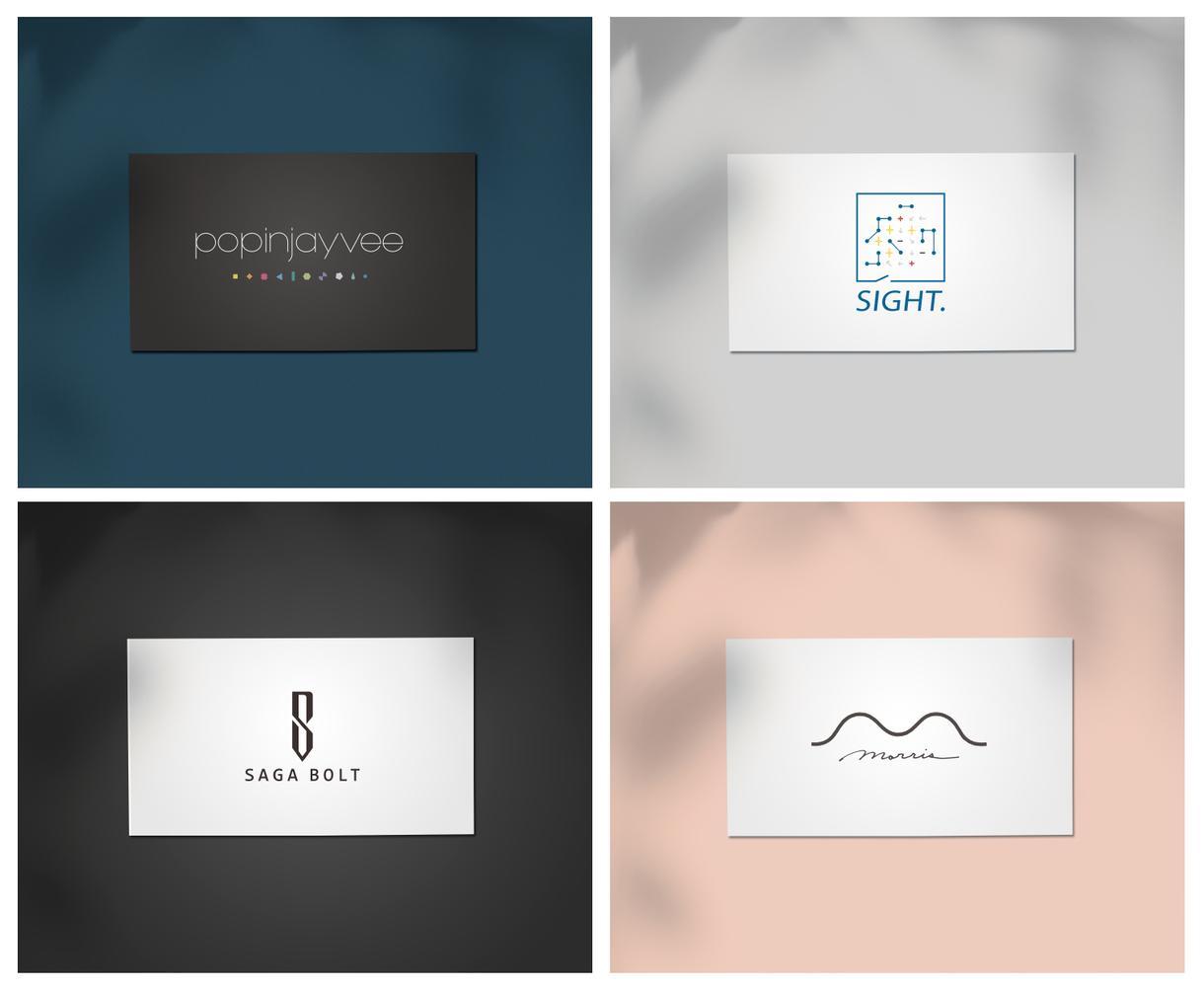 低価格で想いを汲んだロゴ、おつくりします コンセプトを大切にした高品質なロゴをご提案します!