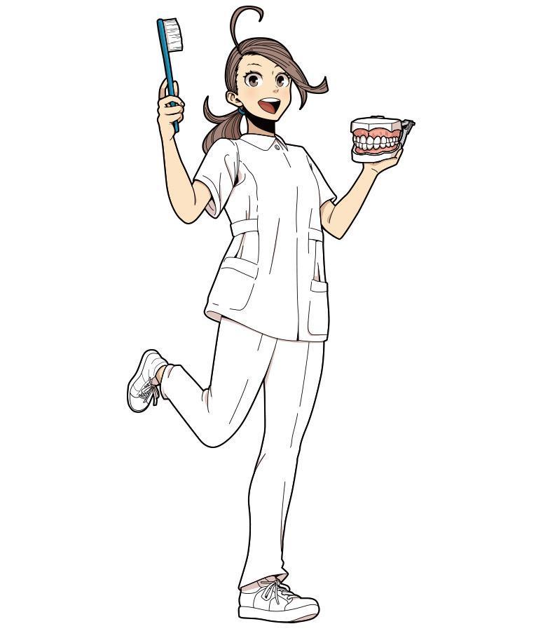 キャラクターをデザインします 商品・サービスの広報用など、ご要望のイメージで制作します
