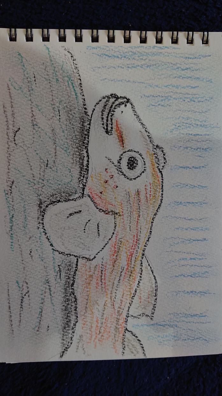 ほんわかしたイラスト書きます メッセージカードや色紙にオリジナルのイラストを